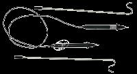 Указатель напряжения до 1000В типа УННУ-1Н-ВЛ