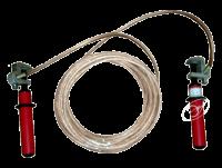 ЗПМ-1Н 16мм,25мм,35мм,50мм,70мм,95мм,120мм Заземления переносные для пожарных машин Купить с доставкой до объекта по России и СНГ. Низкие цены. Всегда в срок