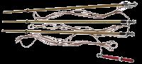 ЗПЛ-110Н-3 25мм,35мм,50мм,70мм,95мм,120мм Заземления переносные линейные Купить с доставкой до объекта по России и СНГ. Низкие цены. Всегда в срок